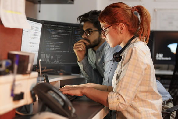 Employers trying to find matching talent for their next Software Development Job